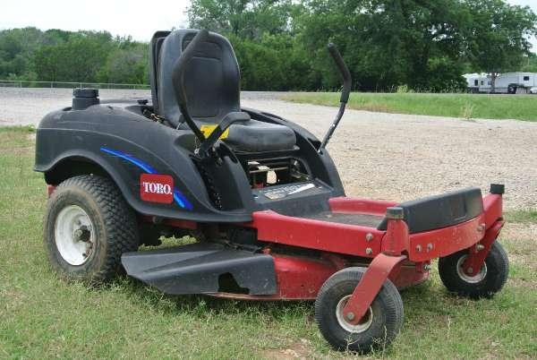 2006 Toro Z380 74301 For Sale In Granbury Texas
