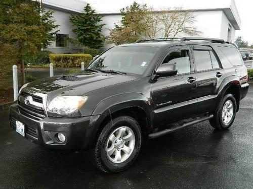 2006 toyota 4runner for sale in seattle washington classified. Black Bedroom Furniture Sets. Home Design Ideas