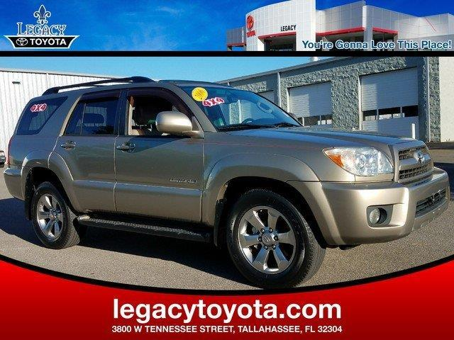 2006 Toyota 4Runner Limited Limited 4dr SUV 4WD w/4.0L