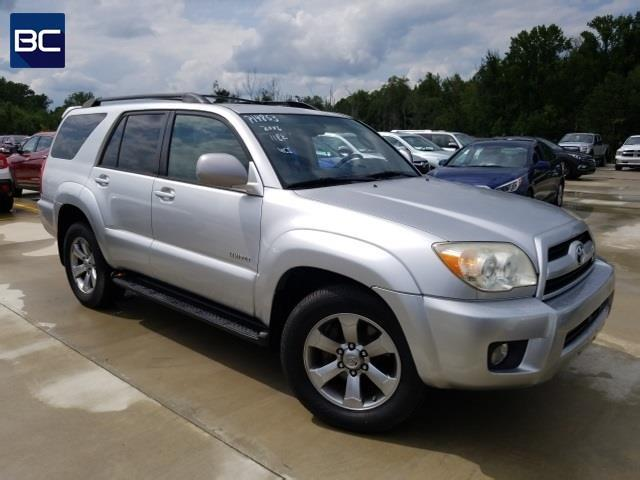 2006 toyota 4runner limited limited 4dr suv w v8 for sale in tupelo mississippi classified. Black Bedroom Furniture Sets. Home Design Ideas