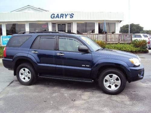 2006 toyota 4runner suv sr5 for sale in north topsail. Black Bedroom Furniture Sets. Home Design Ideas
