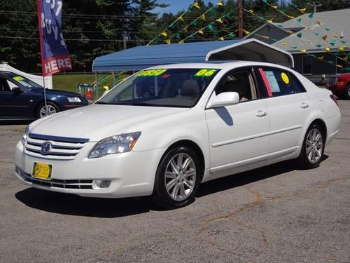 2006 toyota avalon limited very clean car for sale in gonic new hampshire classified. Black Bedroom Furniture Sets. Home Design Ideas
