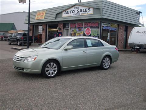 2006 Toyota Avalon Xls Billings Mt For Sale In Billings Montana Classified