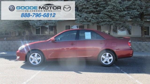 2006 toyota camry 4dr sdn se auto for sale in hollister idaho classified. Black Bedroom Furniture Sets. Home Design Ideas