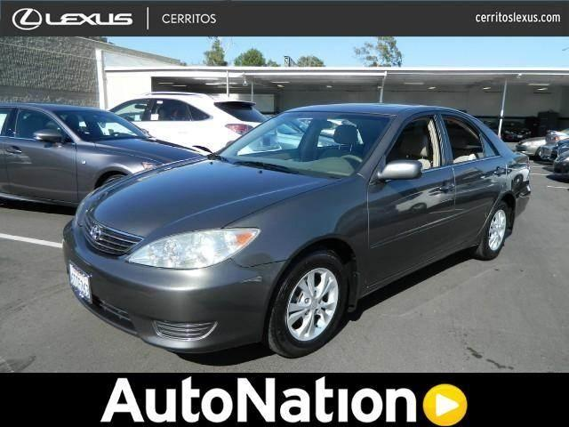 2006 toyota camry for sale in artesia california. Black Bedroom Furniture Sets. Home Design Ideas