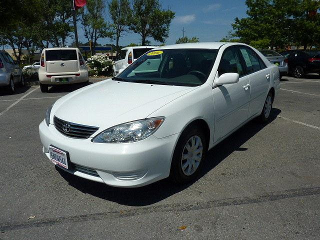 2006 toyota camry le for sale in novato california. Black Bedroom Furniture Sets. Home Design Ideas