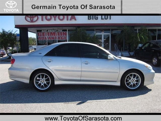 2006 toyota camry le for sale in sarasota florida classified americanliste. Black Bedroom Furniture Sets. Home Design Ideas