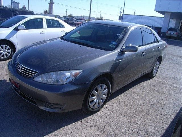 2006 toyota camry le for sale in midland texas classified. Black Bedroom Furniture Sets. Home Design Ideas
