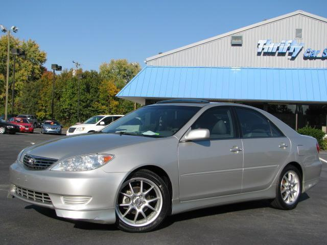 2006 toyota camry le for sale in charlotte north carolina classified. Black Bedroom Furniture Sets. Home Design Ideas