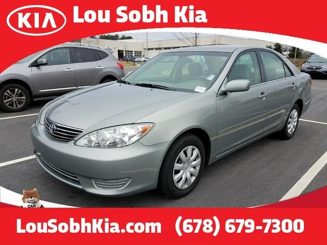 2006 toyota camry le le 4dr sedan w manual for sale in cumming georgia classified. Black Bedroom Furniture Sets. Home Design Ideas