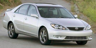 2006 Toyota Camry LE LE 4dr Sedan w/Manual