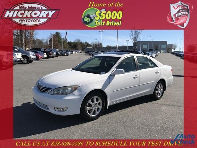 2006 toyota camry le v6 le v6 4dr sedan for sale in hickory north carolina classified. Black Bedroom Furniture Sets. Home Design Ideas