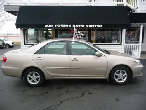 2006 toyota camry sedan for sale in blue ball ohio classified. Black Bedroom Furniture Sets. Home Design Ideas