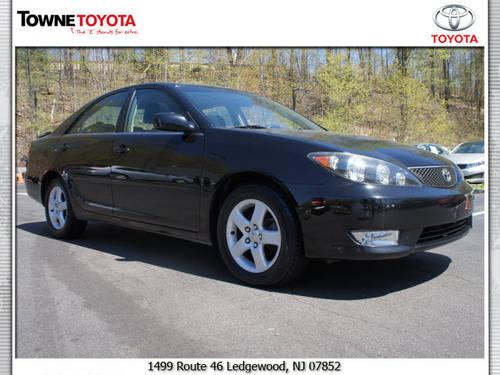 2006 toyota camry sedan se for sale in ledgewood new jersey classified. Black Bedroom Furniture Sets. Home Design Ideas