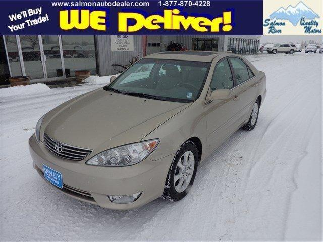 2006 toyota camry sedan xle v6 for sale in baker idaho classified. Black Bedroom Furniture Sets. Home Design Ideas