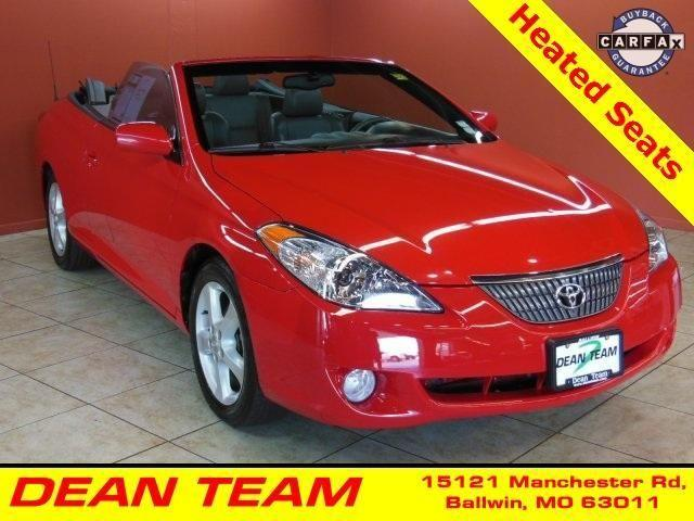 2006 toyota camry solara 2d convertible sle for sale in wildwood missouri classified. Black Bedroom Furniture Sets. Home Design Ideas