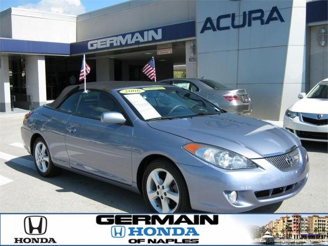 2006 toyota camry solara 2006 toyota camry solara car for sale in naples fl 4370231569. Black Bedroom Furniture Sets. Home Design Ideas