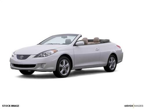 2006 toyota camry solara convertible for sale in greensboro north carolina classified. Black Bedroom Furniture Sets. Home Design Ideas