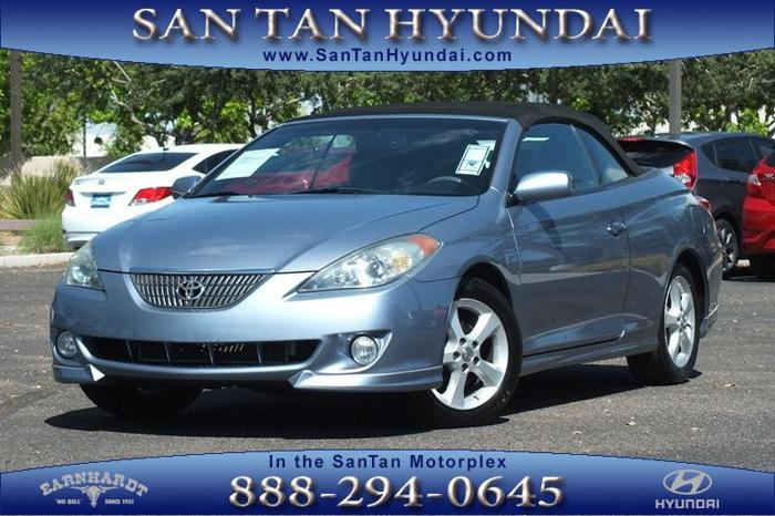2006 toyota camry solara se v6 2dr convertible for sale in gilbert arizona classified. Black Bedroom Furniture Sets. Home Design Ideas