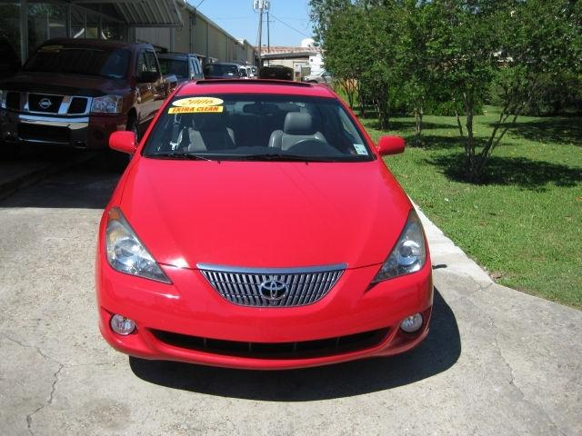 2006 toyota camry solara sle for sale in thibodaux. Black Bedroom Furniture Sets. Home Design Ideas