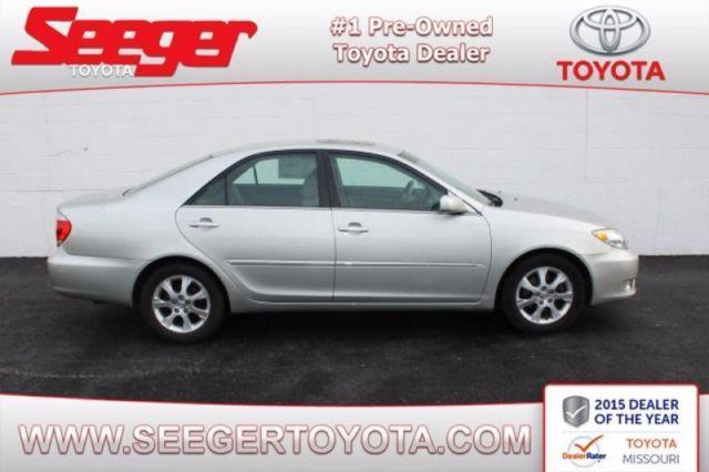 2006 toyota camry xle v6 for sale in saint louis missouri. Black Bedroom Furniture Sets. Home Design Ideas