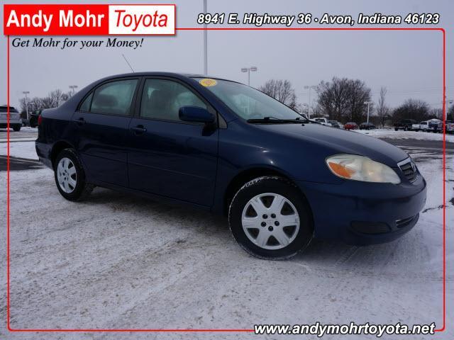 2006 Toyota Corolla Avon, IN
