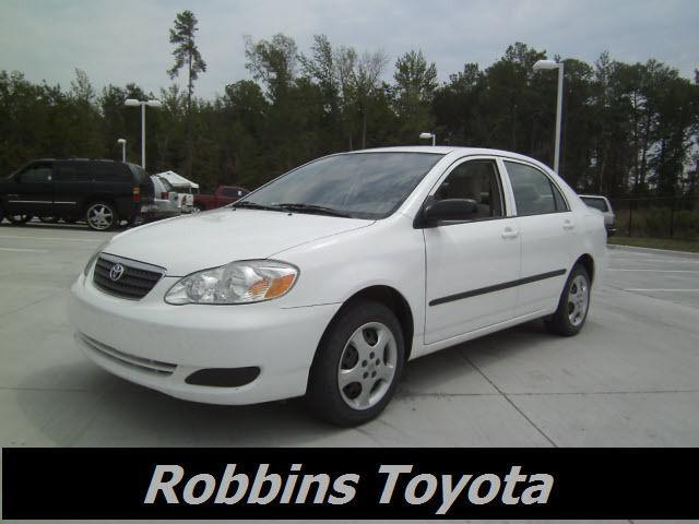 2006 toyota corolla ce for sale in nash texas classified. Black Bedroom Furniture Sets. Home Design Ideas