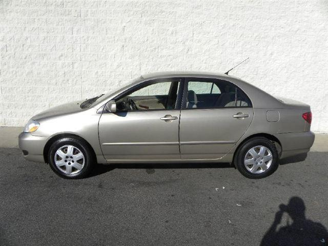 2006 toyota corolla le for sale in hickory north carolina classified. Black Bedroom Furniture Sets. Home Design Ideas