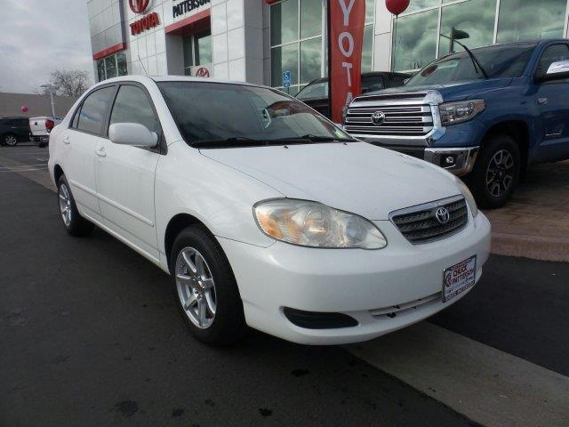 2006 Toyota Corolla LE LE 4dr Sedan w/Manual