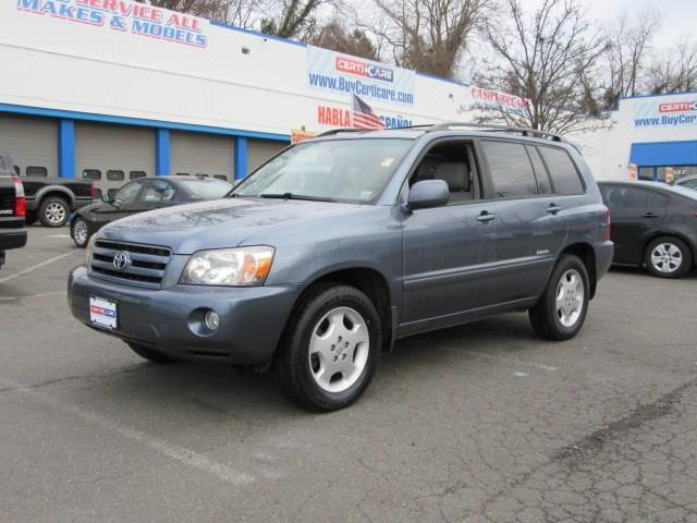 2006 Toyota Highlander Base AWD 4dr SUV w/3rd Row