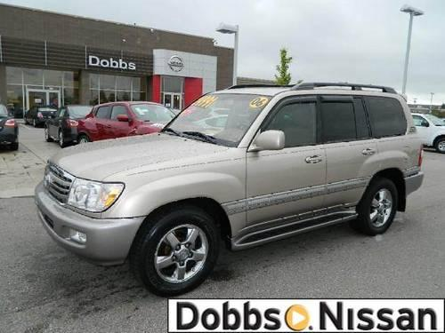 2006 toyota land cruiser for sale in memphis tennessee classified. Black Bedroom Furniture Sets. Home Design Ideas