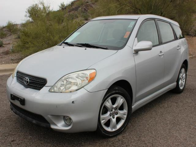 2006 toyota matrix xr xr 4dr wagon w manual for sale in phoenix arizona classified. Black Bedroom Furniture Sets. Home Design Ideas