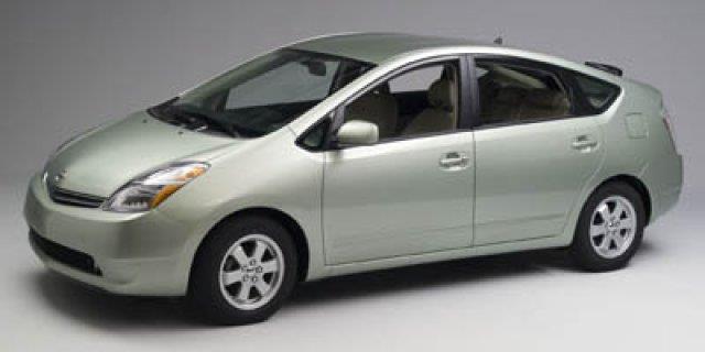 2006 Toyota Prius Base 4dr Hatchback