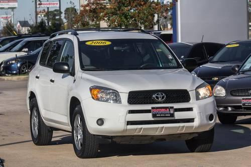 2006 toyota rav4 4d sport utility base for sale in humble texas classified. Black Bedroom Furniture Sets. Home Design Ideas