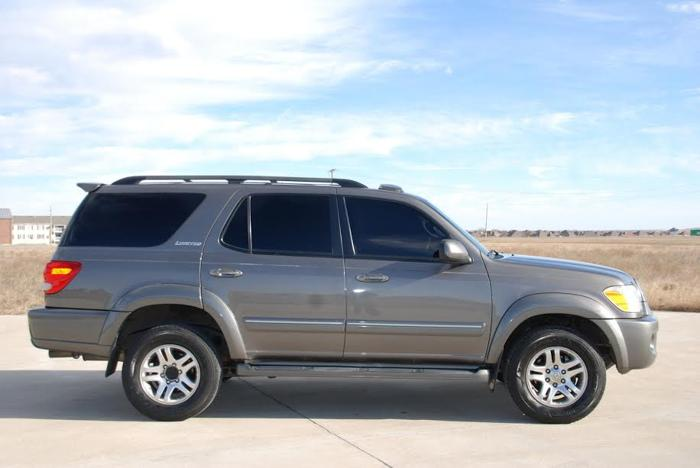 2006 toyota sequoia limited for sale in essexville michigan classified. Black Bedroom Furniture Sets. Home Design Ideas