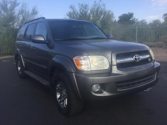 2006 toyota sequoia limited limited 4dr suv 4wd for sale in tucson arizona classified. Black Bedroom Furniture Sets. Home Design Ideas