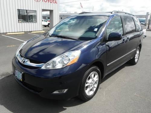 2006 toyota sienna 5dr xle limited awd natl for sale in charleston oregon. Black Bedroom Furniture Sets. Home Design Ideas