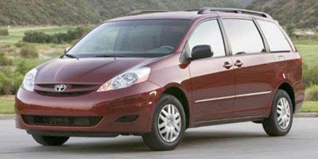 2006 Toyota Sienna CE 7 Passenger CE 7-Passenger 4dr