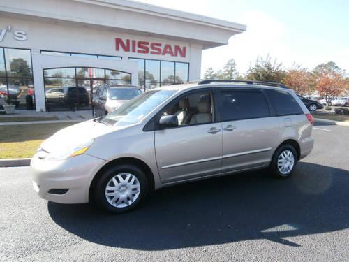 2006 Toyota Sienna Van For Sale In Dothan Alabama