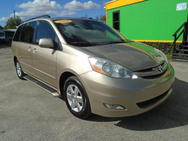 2006 toyota sienna xle 7 passenger 4dr minivan for sale in kissimmee florida classified. Black Bedroom Furniture Sets. Home Design Ideas