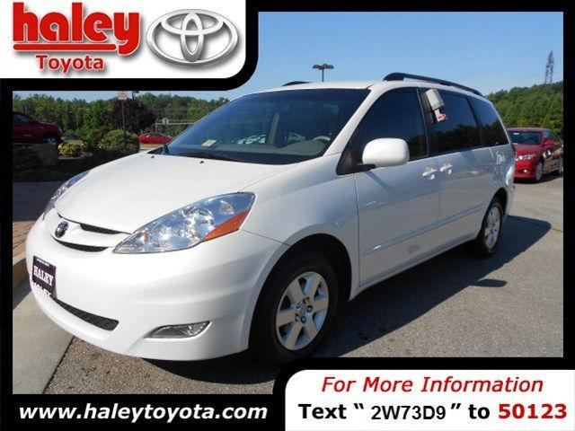 2006 toyota sienna xle for sale in midlothian virginia. Black Bedroom Furniture Sets. Home Design Ideas