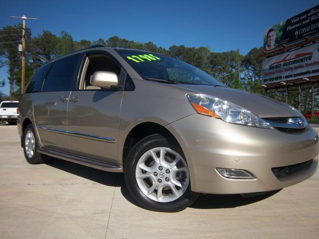 2006 toyota sienna xle limited for sale in florence mississippi classified. Black Bedroom Furniture Sets. Home Design Ideas