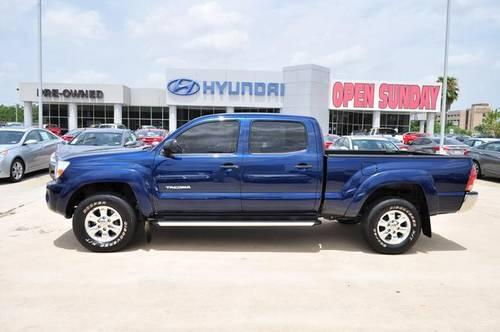 2006 toyota tacoma 4d crew cab prerunner for sale in humble texas classified. Black Bedroom Furniture Sets. Home Design Ideas
