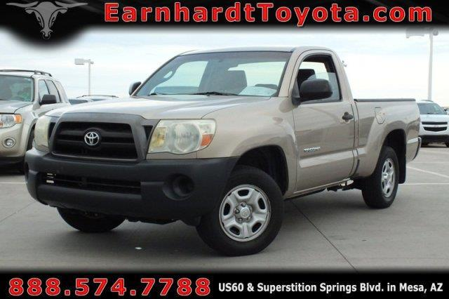 2006 Toyota Tacoma Base 2dr Regular Cab SB 5M