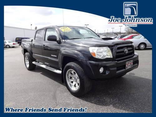 2006 toyota tacoma double cab 4x4 trd sport for sale in troy ohio classified. Black Bedroom Furniture Sets. Home Design Ideas
