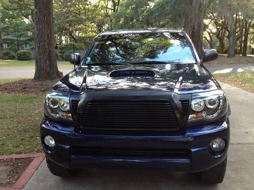 2006 toyota tacoma prerunner for sale in beaufort south carolina classified. Black Bedroom Furniture Sets. Home Design Ideas