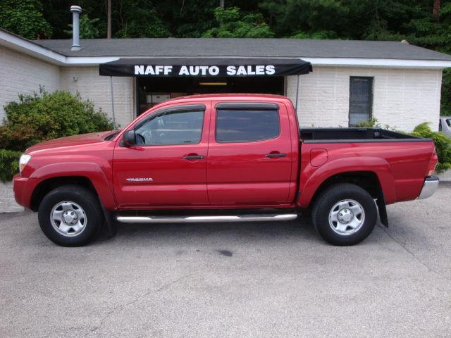 2006 toyota tacoma prerunner double cab for sale in roanoke virginia classified. Black Bedroom Furniture Sets. Home Design Ideas