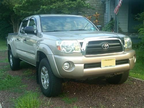 2006 toyota tacoma sr5 4x4 double cab for sale in brick new jersey classified. Black Bedroom Furniture Sets. Home Design Ideas