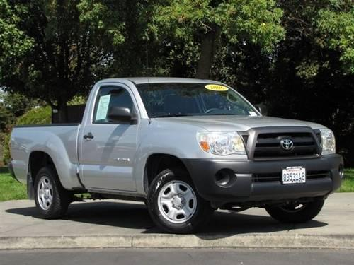 2006 toyota tacoma truck truck for sale in bloomfield california classified. Black Bedroom Furniture Sets. Home Design Ideas