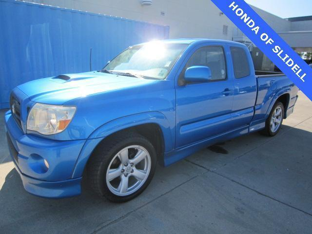 2006 toyota tacoma x runner access cab for sale in slidell. Black Bedroom Furniture Sets. Home Design Ideas